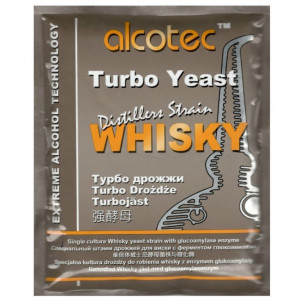 Турбо-дрожжи Alcotec Distillers Whisky на 25л.